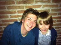 Patrick und Tom