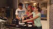 Tom, Liv und Anna bekommen Strafarbeit von Frau Frosta