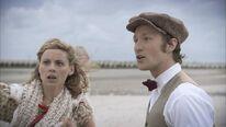 Liv und Diederich suchen nach Magellan und Anna