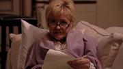 Dagny leser brevet fra Astrid
