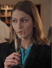 Elise drikker