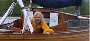 Bitten i båt