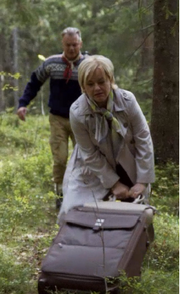 Juni+Gabriel i skog