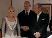 Eva Anish bryllup