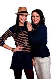 Vanessa og Monica