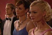 Jens, Julie og Victoria