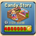 Candy Store Facility