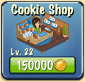 Cookie Shop Facility
