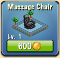 Massage Chair Facility