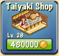 Taiyaki Shop Facility