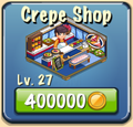 Crepe Shop Facility