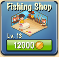 Fishing Shop Facility