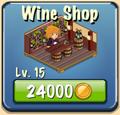 Wine shop Facility