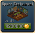 Space Restaurant Facility