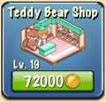 Teddy bear shop Facility