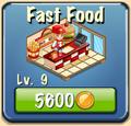 Fastfood Facility