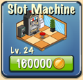Slot machines Facility