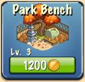 Park Bench Facility