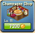 Champagne Shop Facility