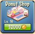 Donut Shop Facility