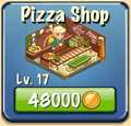 Pizza shop Facility