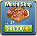 Mochi Shop Facility
