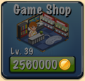 Game Shop Facility