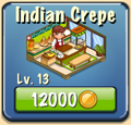 Indian Crepe Facility