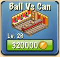 Ball vs can Facility