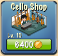 Cello Shop Facility