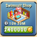 Swimsuit shop Facility