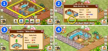 Combine bath info eng