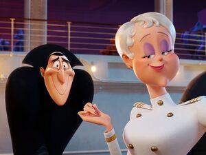 Dracula and Ericka