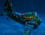Gremlin Airline Plane