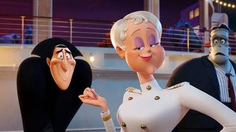 "HOTEL TRANSYLVANIA 3 Movie Clip ""Nice To Meet You"""