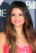 Selena at the Part of Me premiere