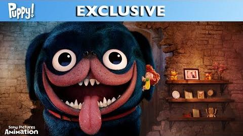 PUPPY A HOTEL TRANSYLVANIA SHORT - The Premise