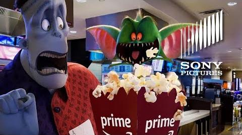 HOTEL TRANSYLVANIA 3 – Amazon Prime Early Screenings