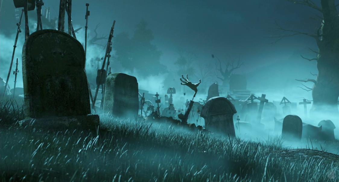 image graveyard zombies jpg hotel transylvania wiki fandom