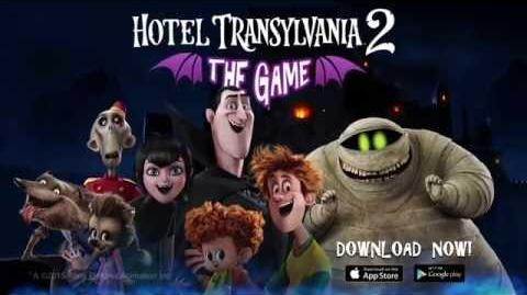 Hotel Transylvania 2 The Game - Dennis