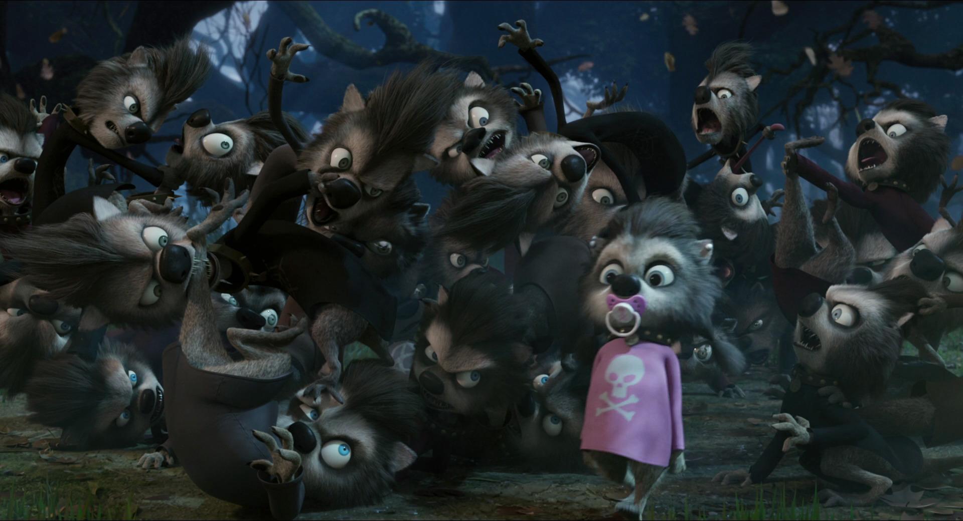 Werewolf Kids | Hotel Transylvania Wiki | FANDOM powered ...