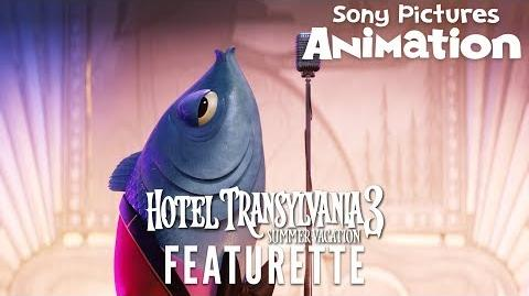 Creating the Music HOTEL TRANSYLVANIA 3