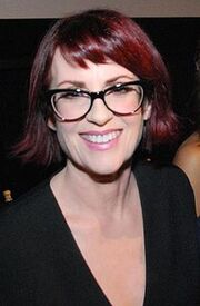 Megan Mullally June 2014 (cropped)