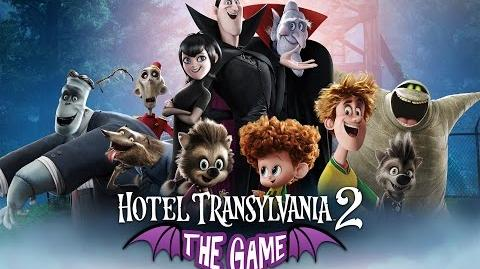 Hotel Transylvania 2: The Game