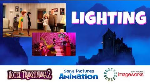 Hotel Transylvania 2 - Lighting