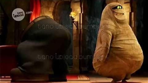 Hotel Transylvania - Promo Marzo 2017 - Disney XD Latinoamérica
