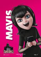 Hotel Transylvania 2 Character Posters 01