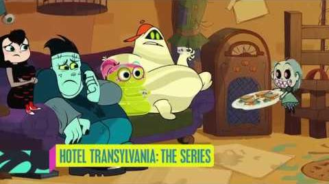 Hotel Transylvania The Series - Best Hotel Experience (Promo)