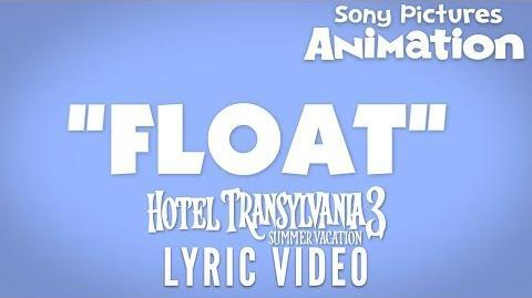 Lyric Video FLOAT by Eric Nam HOTEL TRANSYLVANIA 3