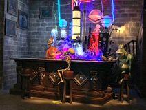Hotel Transylvania Ride Bar
